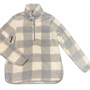 Primary Photo - BRAND:    CLOTHES MENTOR STYLE: FLEECE COLOR: GREY WHITE SIZE: M OTHER INFO: BRINA & EM - SKU: 206-20639-12103