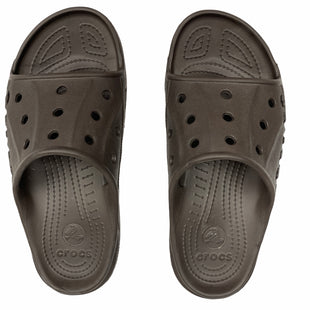 Primary Photo - BRAND: CROCS STYLE: SANDALS FLAT COLOR: BROWN SIZE: 9 SKU: 206-20689-9665