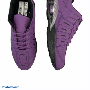Primary Photo - BRAND:    CLOTHES MENTOR STYLE: SHOES ATHLETIC COLOR: PURPLE SIZE: 7.5 OTHER INFO: USA ATHLETE - SKU: 206-20664-13029