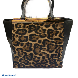 Primary Photo - BRAND: MICHAEL BY MICHAEL KORS STYLE: HANDBAG DESIGNER COLOR: LEOPARD PRINT SIZE: LARGE SKU: 206-20689-10086