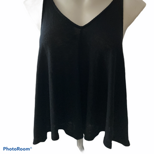 Primary Photo - BRAND: FREE PEOPLE STYLE: TANK BASIC CAMI COLOR: BLACK SIZE: XS SKU: 206-20618-93393