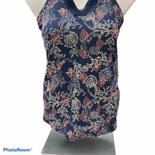 Primary Photo - BRAND: LUCKY BRAND STYLE: TOP SLEEVELESS COLOR: BLUE SIZE: XS SKU: 206-20684-3013