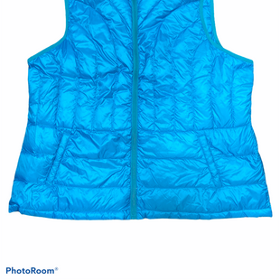 Primary Photo - BRAND: BE INSPIRED STYLE: VEST COLOR: BLUE SIZE: 2X SKU: 206-20618-87220