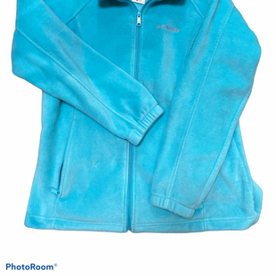 Primary Photo - BRAND: COLUMBIA STYLE: JACKET OUTDOOR COLOR: BABY BLUE SIZE: 1X SKU: 206-20689-9511