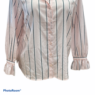 Primary Photo - BRAND: ELOQUII STYLE: TOP LONG SLEEVE COLOR: PINK SIZE: XL SKU: 206-20618-93497
