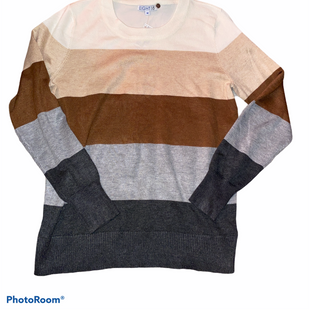 Primary Photo - BRAND:    CLOTHES MENTOR STYLE: SWEATER LIGHTWEIGHT COLOR: WHITE SIZE: M OTHER INFO: EIGHT18 - SKU: 206-20693-6290