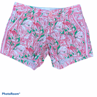 Primary Photo - BRAND: LILLY PULITZER STYLE: SHORTS COLOR: PINKGREEN SIZE: 2 SKU: 206-20618-94598