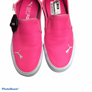 Primary Photo - BRAND: PUMA STYLE: SHOES FLATS COLOR: PINK SIZE: 7.5 SKU: 206-20618-86844