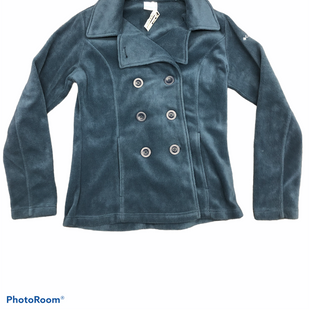Primary Photo - BRAND: COLUMBIA STYLE: COAT SHORT COLOR: BLUE SIZE: M SKU: 206-20689-9231