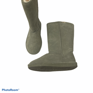 Primary Photo - BRAND: BEARPAW STYLE: BOOTS ANKLE COLOR: GREEN SIZE: 8 SKU: 206-20618-92974