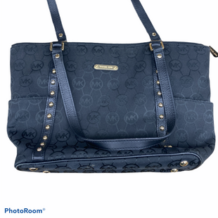 Primary Photo - BRAND: MICHAEL KORS STYLE: HANDBAG DESIGNER COLOR: BLACK SIZE: MEDIUM SKU: 206-20689-10797