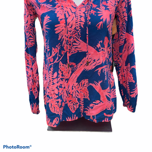 Primary Photo - BRAND: LILLY PULITZER STYLE: TOP LONG SLEEVE COLOR: PINK SIZE: XXS SKU: 206-20618-94596