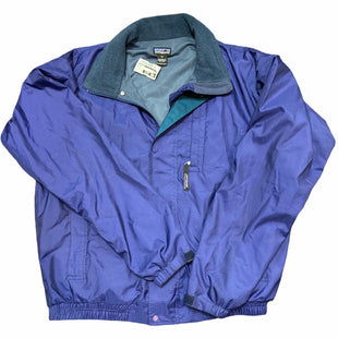 Primary Photo - BRAND: PATAGONIA STYLE: JACKET OUTDOOR COLOR: PURPLE SIZE: M SKU: 206-20689-9538