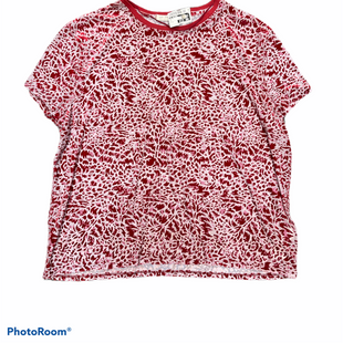Primary Photo - BRAND: WE THE FREE STYLE: TOP SHORT SLEEVE COLOR: RED SIZE: S SKU: 206-20684-2707