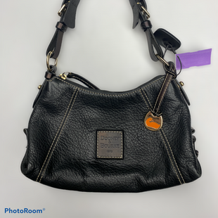 Primary Photo - BRAND: DOONEY AND BOURKE STYLE: HANDBAG DESIGNER COLOR: BLACK SIZE: SMALL SKU: 206-20618-88267