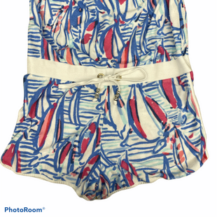 Primary Photo - BRAND: LILLY PULITZER STYLE: SHORTS SET COLOR: BLUE SIZE: L SKU: 206-20689-9654