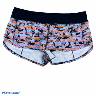 Primary Photo - BRAND: LULULEMON STYLE: ATHLETIC SHORTS COLOR: MULTI SIZE: 12 SKU: 206-20664-12919
