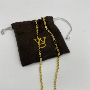 Primary Photo - BRAND:  CMB STYLE: NECKLACE COLOR: GOLD OTHER INFO: DIANA WARNER - SKU: 206-20618-87953