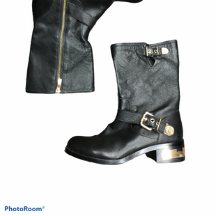 Primary Photo - BRAND: VINCE CAMUTO STYLE: BOOTS ANKLE COLOR: BLACK SIZE: 9 OTHER INFO: AS IS SKU: 206-20693-4512