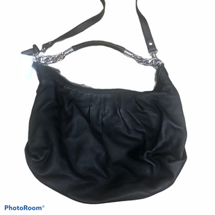 Primary Photo - BRAND: MICHAEL KORS STYLE: HANDBAG DESIGNER COLOR: BLACK SIZE: SMALL SKU: 206-20689-9875