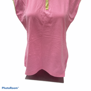 Primary Photo - BRAND: BURBERRY STYLE: ATHLETIC TANK TOP COLOR: PINK SIZE: XL SKU: 206-20693-8661