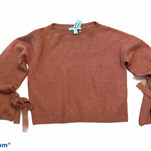 Primary Photo - BRAND: FOREVER 21 STYLE: SWEATER HEAVYWEIGHT COLOR: CORAL SIZE: S SKU: 206-20684-2598