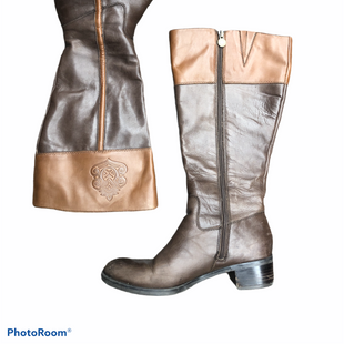 Primary Photo - BRAND: FRANCO SARTO STYLE: BOOTS KNEE COLOR: BROWN SIZE: 8.5 SKU: 206-20618-86486