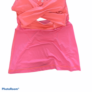 Primary Photo - BRAND: LULULEMON STYLE: ATHLETIC TANK TOP COLOR: ORANGE SIZE: 6 SKU: 206-20689-11273