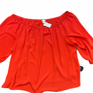 Primary Photo - BRAND: J CREW O STYLE: TOP LONG SLEEVE BASIC COLOR: RED SIZE: XL SKU: 206-20618-87070