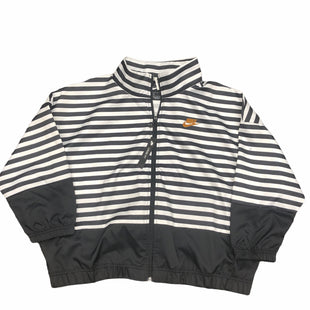 Primary Photo - BRAND: NIKE APPAREL STYLE: JACKET OUTDOOR COLOR: BLACK WHITE SIZE: S SKU: 206-20689-8983