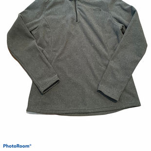 Primary Photo - BRAND: NORTHFACE STYLE: FLEECE COLOR: GREY SIZE: M SKU: 206-20693-6031
