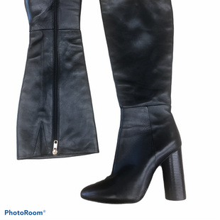 Primary Photo - BRAND: NEIMAN MARCUS STYLE: BOOTS KNEE COLOR: BLACK SIZE: 8 SKU: 206-20618-88040