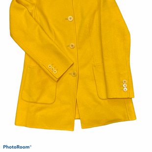 Primary Photo - BRAND: TALBOTS O STYLE: SWEATER CARDIGAN LIGHTWEIGHT COLOR: YELLOW SIZE: XS OTHER INFO: WOOL SKU: 206-20618-86645