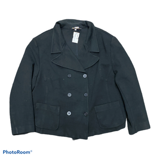 Primary Photo - BRAND: LANE BRYANT O STYLE: JACKET OUTDOOR COLOR: BLACK SIZE: 3X SKU: 206-20618-88068