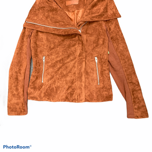 Primary Photo - BRAND:    CLOTHES MENTOR STYLE: JACKET OUTDOOR COLOR: TAN SIZE: M OTHER INFO: SL8 - SKU: 206-20618-91514