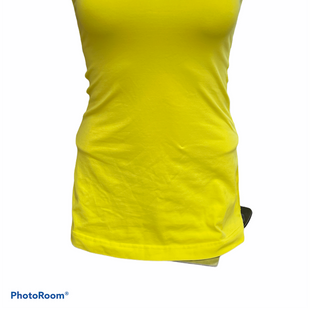 Primary Photo - BRAND: LULULEMON STYLE: ATHLETIC TANK TOP COLOR: YELLOW SKU: 206-20618-93940
