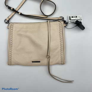 Primary Photo - BRAND: REBECCA MINKOFF STYLE: HANDBAG DESIGNER COLOR: BONE SIZE: SMALL OTHER INFO: AS IS SKU: 206-20618-88263