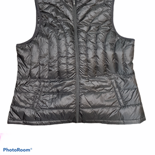Primary Photo - BRAND: BE INSPIRED STYLE: VEST COLOR: BLACK SIZE: 2X SKU: 206-20618-87219