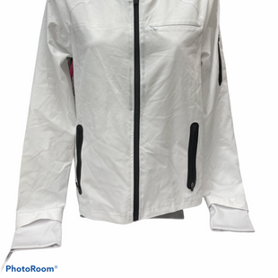 Primary Photo - BRAND: FABLETICS STYLE: ATHLETIC JACKET COLOR: WHITE SIZE: M SKU: 206-20664-12599