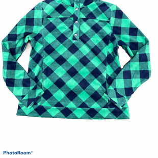 Primary Photo - BRAND: CROWN AND IVY STYLE: FLEECE COLOR: GREEN SIZE: M SKU: 206-20684-2526