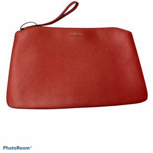 Primary Photo - BRAND: FURLA STYLE: WRISTLET COLOR: RED SKU: 206-20693-4881