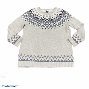 Primary Photo - BRAND: TALBOTS O STYLE: SWEATER LIGHTWEIGHT COLOR: GREY SIZE: XL SKU: 206-20618-90310