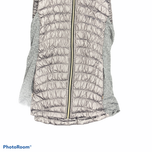 Primary Photo - BRAND: CALVIN KLEIN O STYLE: VEST COLOR: SILVER SIZE: M SKU: 206-20689-11393