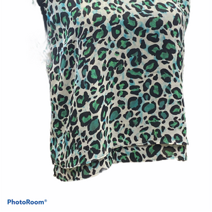 Primary Photo - BRAND: CABI STYLE: TOP SLEEVELESS COLOR: ANIMAL PRINT SIZE: XL SKU: 206-20618-93459