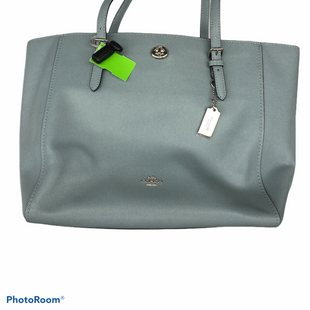 Primary Photo - BRAND: COACH STYLE: HANDBAG DESIGNER COLOR: BLUE SIZE: LARGE SKU: 206-20693-5518