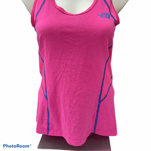 Primary Photo - BRAND: NORTHFACE STYLE: ATHLETIC TANK TOP COLOR: PINK SIZE: M SKU: 206-20684-2991