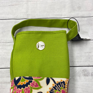 Primary Photo - BRAND: SPARTINA STYLE: HANDBAG DESIGNER COLOR: PINKGREEN SIZE: MEDIUM SKU: 206-20689-4943