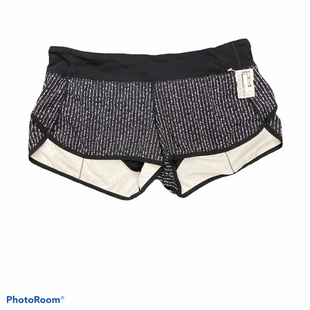 Primary Photo - BRAND: LULULEMON STYLE: ATHLETIC SHORTS COLOR: BLACK SIZE: 10 SKU: 206-20618-95424