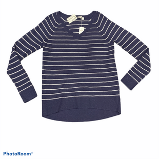 Primary Photo - BRAND: GAP STYLE: SWEATER LIGHTWEIGHT COLOR: BLUE WHITE SIZE: XS SKU: 206-20693-5862