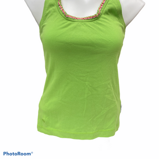 Primary Photo - BRAND: LILLY PULITZER STYLE: TOP SLEEVELESS BASIC COLOR: GREEN SIZE: M SKU: 206-20684-2999